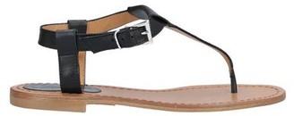 ANNA F. Toe post sandal