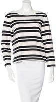 A.P.C. Stripe Long Sleeve Top