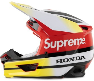 Supreme x Honda Fox racing V1 helmet