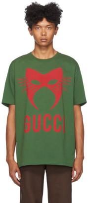 Gucci Green Manifesto T-Shirt