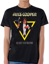 Old Glory Alice Cooper - Mens Welcome To My Nightmare T-shirt