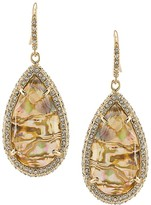 ABS by Allen Schwartz Teardrop Earring