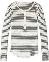 Scotch & Soda Long Sleeve Striped T-Shirt | Home Alone