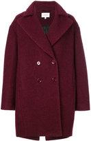 Carven oversized fit coat