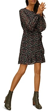 Whistles Shoe Print Dress