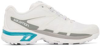 Salomon White XT-Wings 2 ADV Sneakers