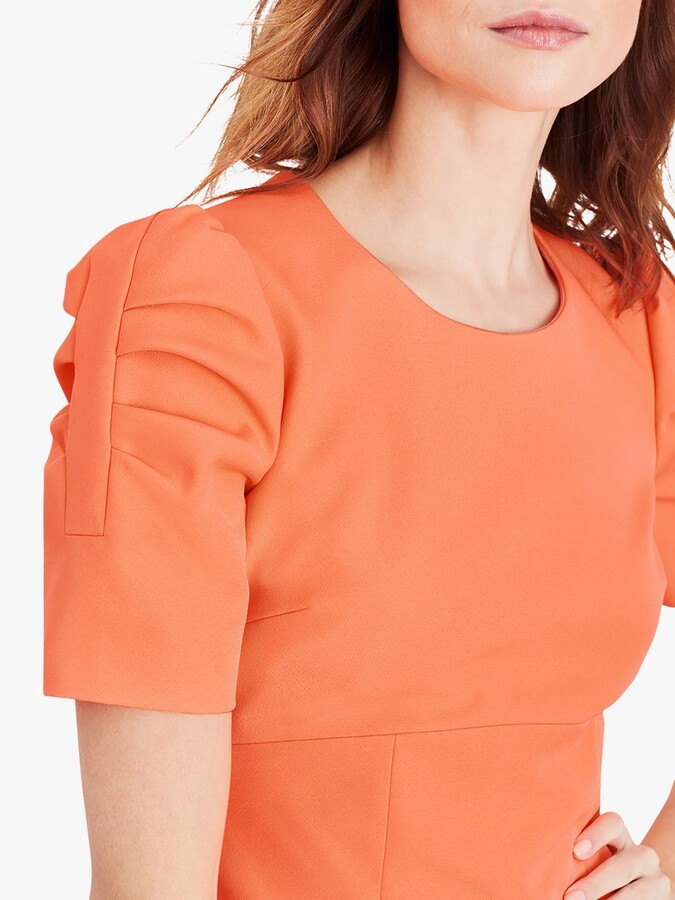 Thumbnail for your product : Damsel in a Dress Ella-Mai Fitted Dress, Coral