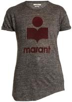 Etoile Isabel Marant Koldi Marant-print T-shirt