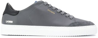 Axel Arigato Leather Lace Up Trainers