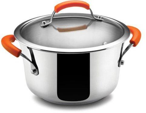 Rachael Ray 4-qt. Stainless Steel II Sauce Pot