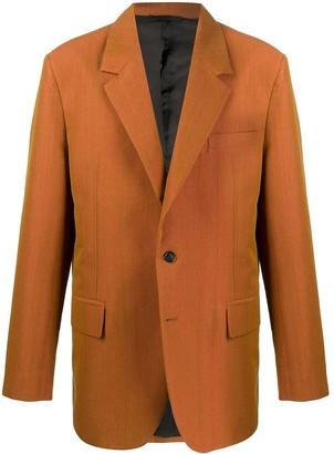 Acne Studios Classic Tailored Blazer