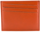 Maison Margiela Double-sided credit card holder - men - Calf Leather - One Size