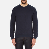 J. Lindeberg Men's Chad Pattern Sweatshirt