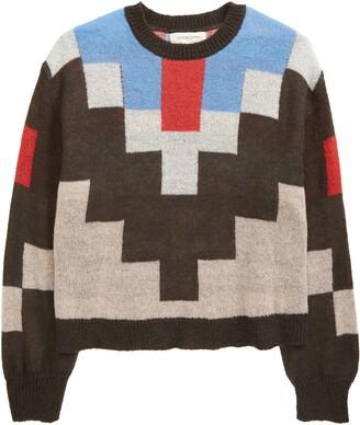 Treasure & Bond Kids' Marled Sweater