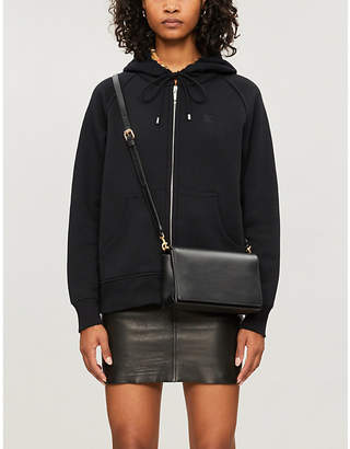 Burberry Hackfall relaxed-fit cotton-blend hoody