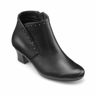 Hotter Girl's Dallas Ankle Boots