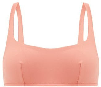 Araks Quinn Scoop-neck Bikini Top - Pink