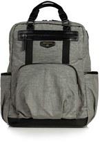 Infant Twelvelittle 'Courage' Unisex Backpack Diaper Bag - Grey
