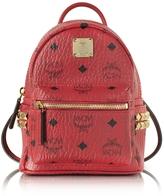 MCM Ruby Red X-Mini Stark Backpack