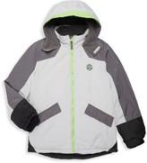 Big Chill Little Boy's & Boy's Colorblock Hooded Jacket