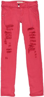 MET JEANS Denim pants