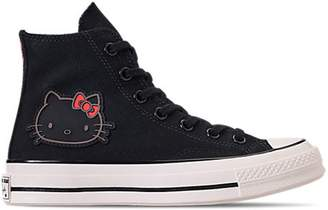 Converse Chuck Taylor All-Star 70s Hi Hello Kitty Black (W)