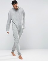 Asos Oversized Tapered Hooded Onesie