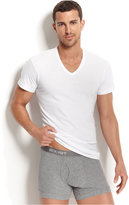 2xist Essential Range Slim-Fit Tagless T-Shirt, 3-Pack