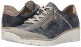 Rieker 53721 Doris 21 Women's Shoes