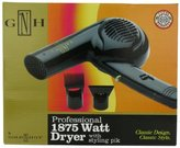 Gold'n Hot Professional 1875-Watt Dryer with Styling Pik