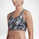 Nike Pro Classic Swoosh Overdrive Women's Medium Support Sports Bra