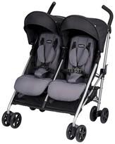 Evenflo Minno Twin Double Stroller Glenbarr Grey