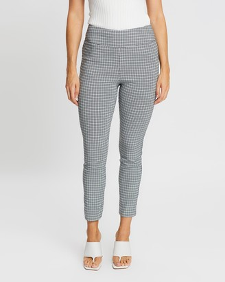 Review Kerry Check Pants