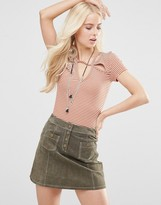 Free People Frenchie T-shirt