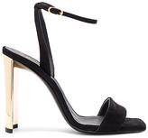 Giuseppe Zanotti Ada Heel in Black. - size 36 (also in 37,39)
