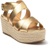 Joie Gaelyn Leather Espadrille Wedge Sandal