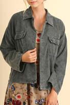 Umgee USA Ash Corduroy Jacket