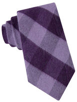 Michael Kors Perfect Plaid Silk-Blend Tie