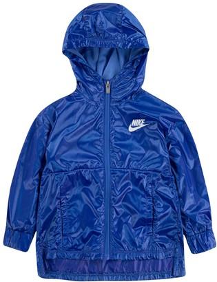 Nike Toddler Girl Color Shift Hooded Full-Zip Jacket