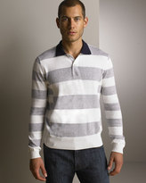 Zegna Sport Rugby Polo