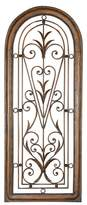 Uttermost Cristy Small Metal Wall Art