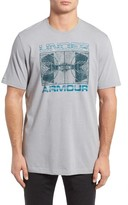 Under Armour Men's 'Floorplan Basketball' T-Shirt