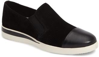 ED Ellen Degeneres Aviana Cap Toe Slip-On Sneaker