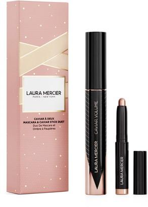 Laura Mercier Caviar a Deux Full Size Mascara & Caviar Stick Set