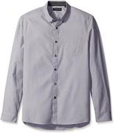 Kenneth Cole New York Mens Techy Fleece Long Sleeves