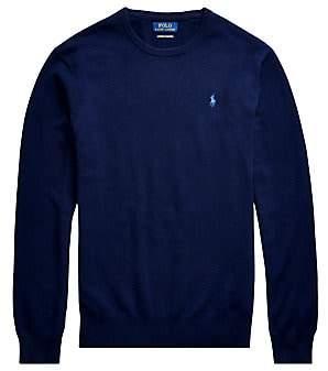 Polo Ralph Lauren Men's Regular-Fit Washable Cashmere Sweater