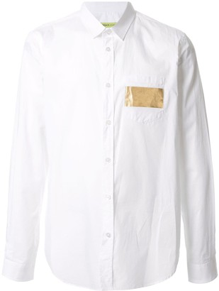 Versace Detail Pocket Shirt