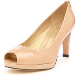 Stuart Weitzman Logomeadow Pump - Multiple Widths Available
