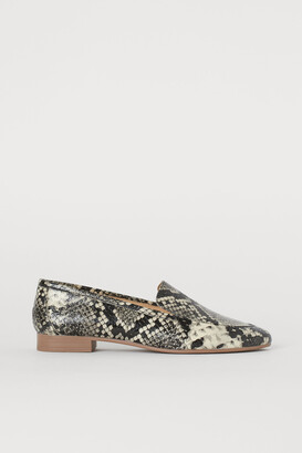 H&M Leather Loafers