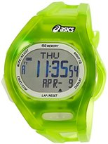 Asics Unisex CQAG0801 Green Night Run Digital Watch